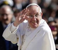Poruke papa Franje