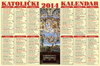 Katolički kalendar 2014.