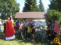 Blagoslov vozača i vozila – Bakići (Olovo) - 7. rujna 2013.