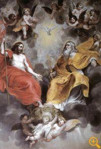 Hendrick van Balen - Sveto Trojstvo