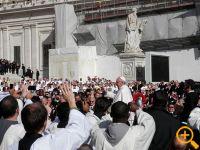 Inauguracija pape Franje, 19. ožujka 2013. (Foto: Fczarnowski/commons.wikimedia.org)